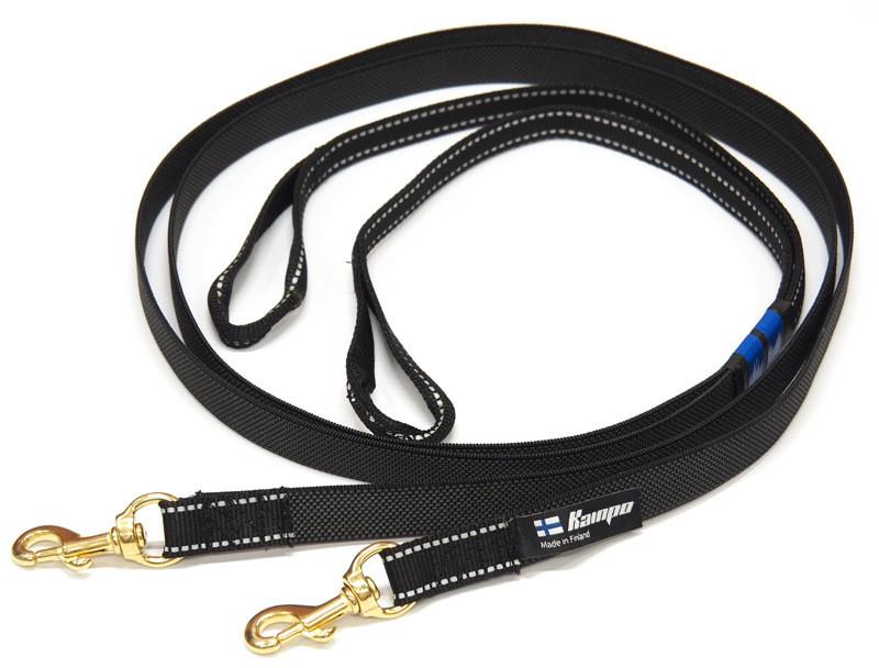 Dog pull rope-Lead Tugline-Two Dogs - Kickspark