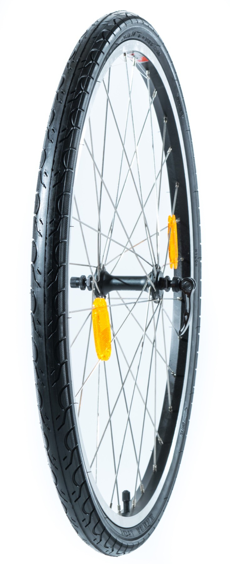 """Front wheel 26"""" complete (City G4)"""