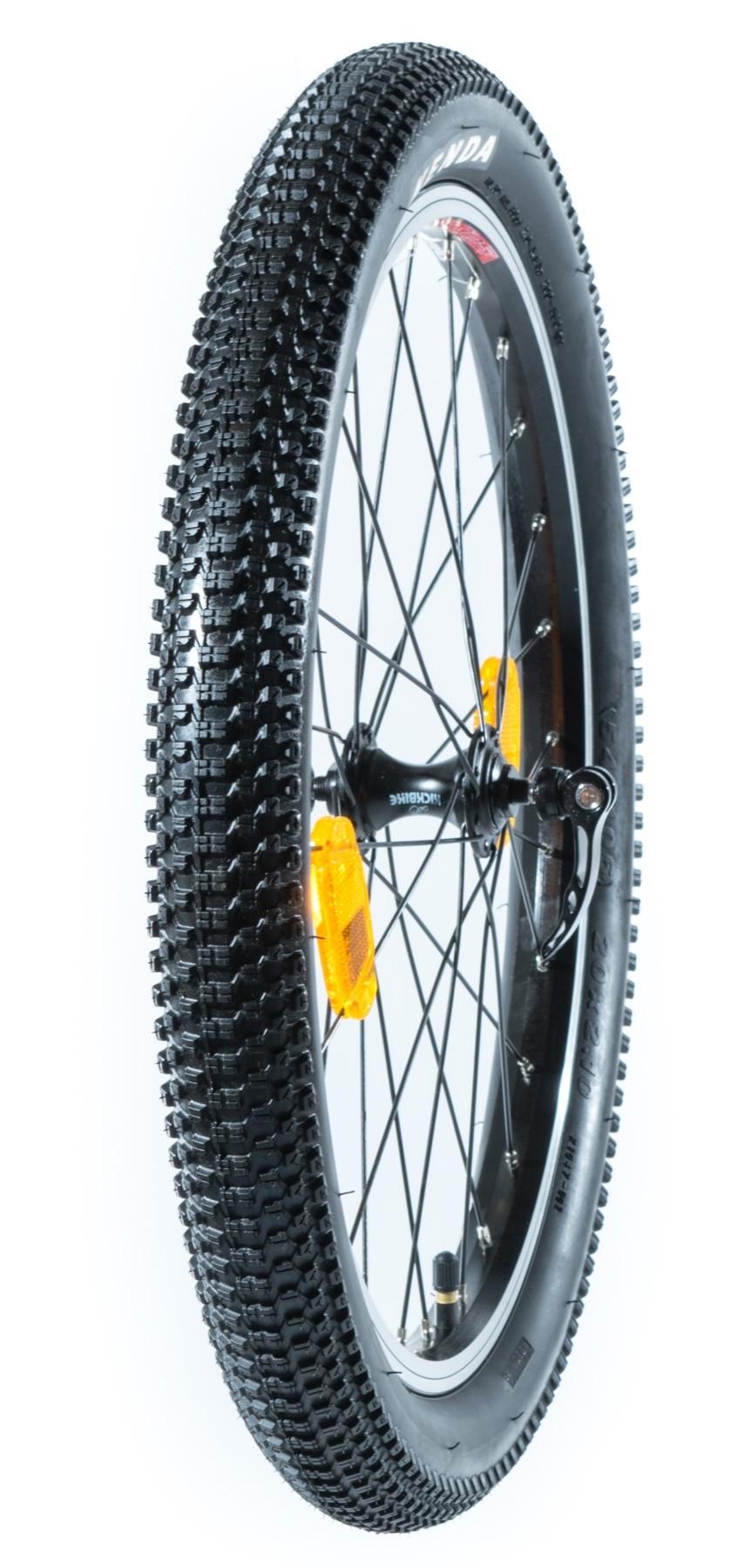 "Rear wheel 20"" complete (Cross MAX 20V)"