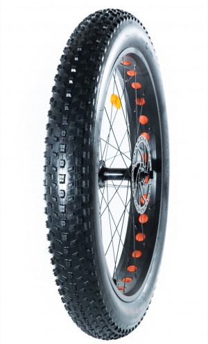 """Front FAT wheel disc 26"""" complete (FAT MAX)"""