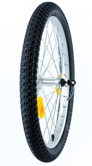 "Front wheel 20"" complete (Freeride)"