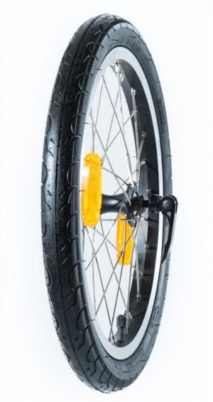 "Rear wheel 16"" complete (City G4)"