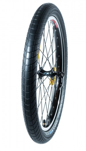 """Front wheel 26"""" complete (Cruise MAX)"""